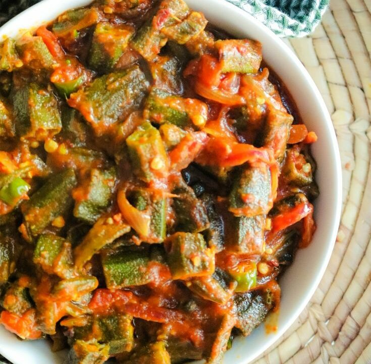 Okra-and-Onion-stir-fry-bhindi-pyaz