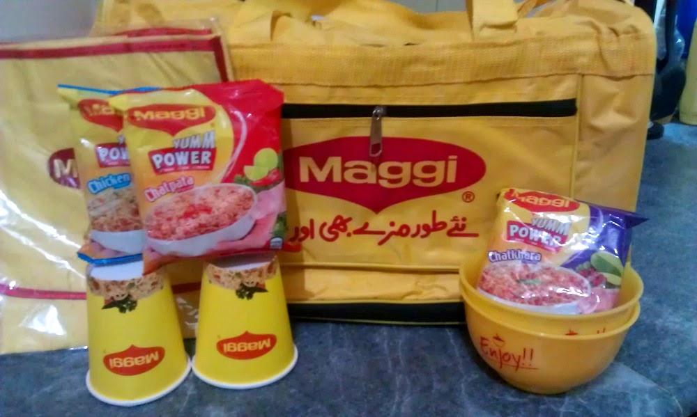 MAGGI-Goodie-Bag