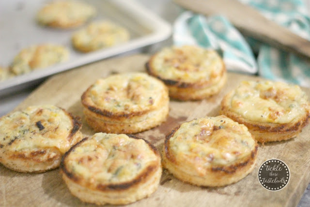 Baked-Chicken-Cheese-Discs1-tickle-those-Tastebuds