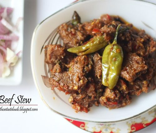 Pakistani Beef Stew Tickle Those Taste Buds