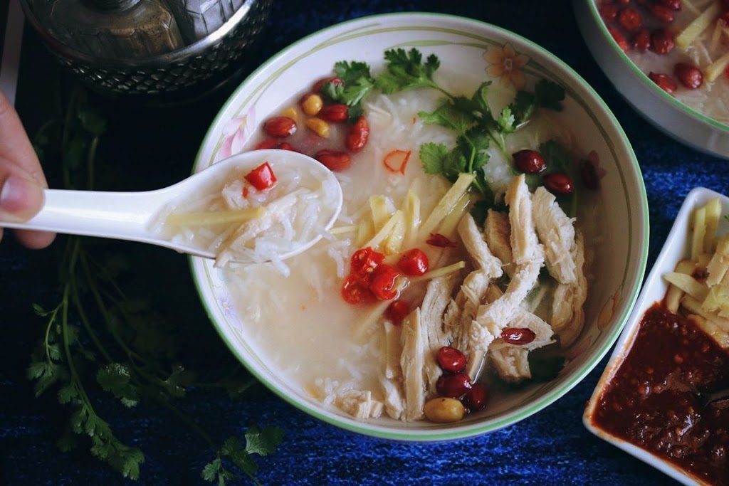 rice-soup-with-chicken