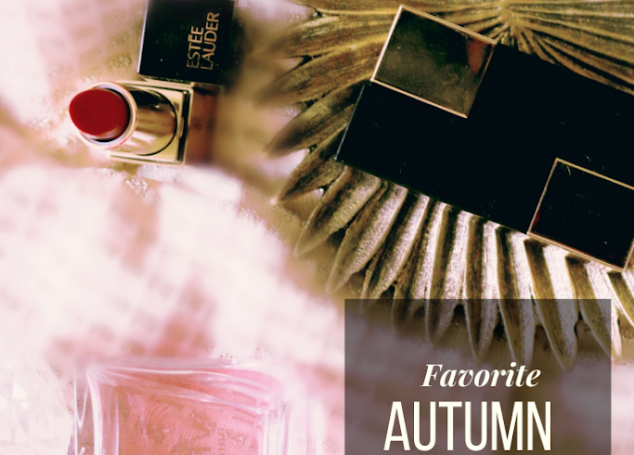 Favorite Autumn Lipsticks
