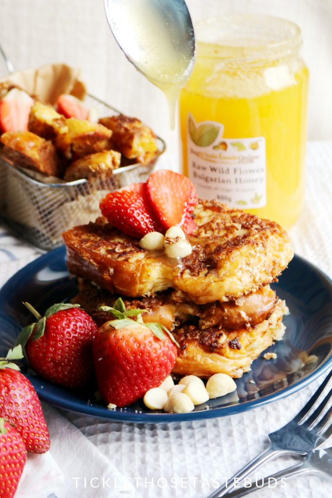 Crispy-french-Toast-with-Honey