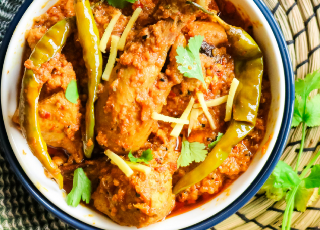 Chicken with Pickling Spice – Pakistani Achari Murgh