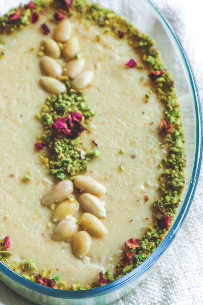 Pakistani-rice-pudding